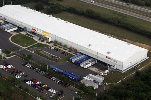 rovira warehouses